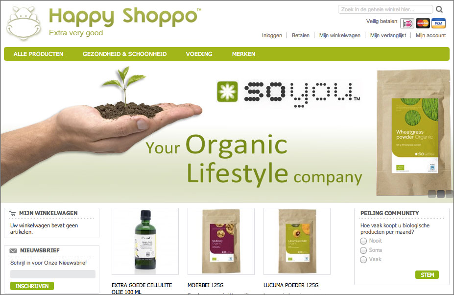 Happy Shoppo